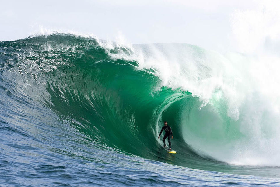 Richie had some of the worst wipeouts of his life during this session but found some gems in the end.