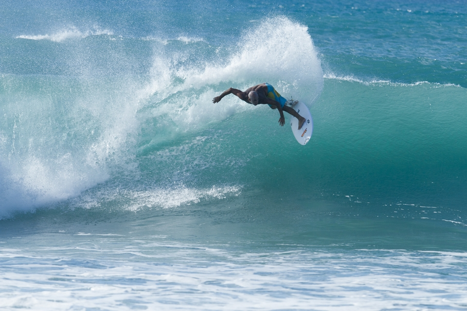 Mike Ho just keeps on keeping on.  He is in his late 50s and still surfs several times a day. The man is surfing machine.