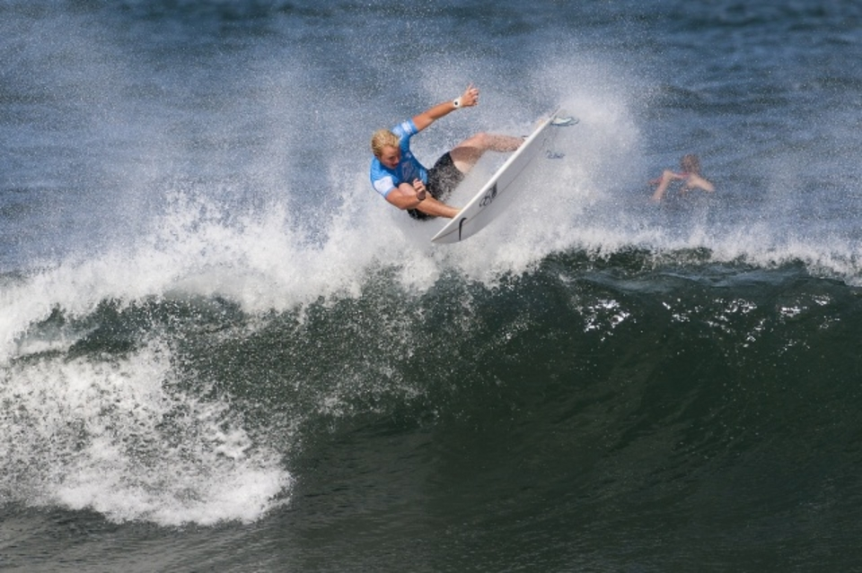 Nat Young has added some beef to his surfing recently