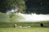 Roxy Pro off, Wavegarden ON