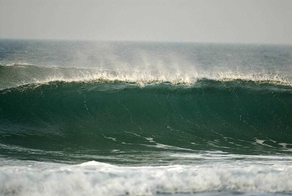 Whitsand Bay generally doesn't look like this...    More from thesurfgallery  here