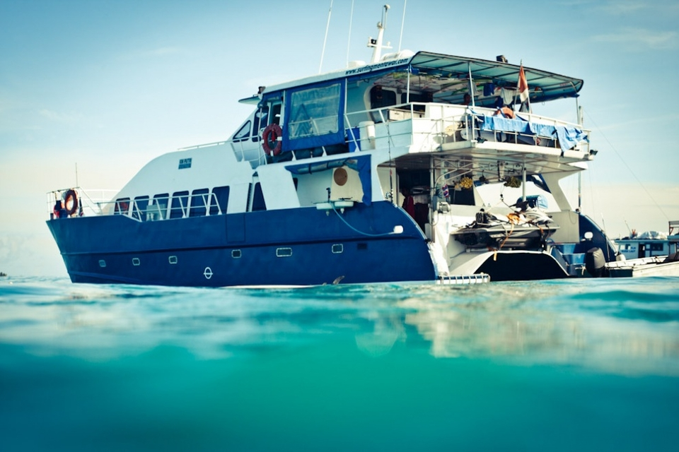 Essentially all we are is a floating surf hotel which make it possible for you to be at the best surf spots at the right time. Experience is second guessing the other boats in the area and getting your guys to the waves when everyone is off chasing the obvious.