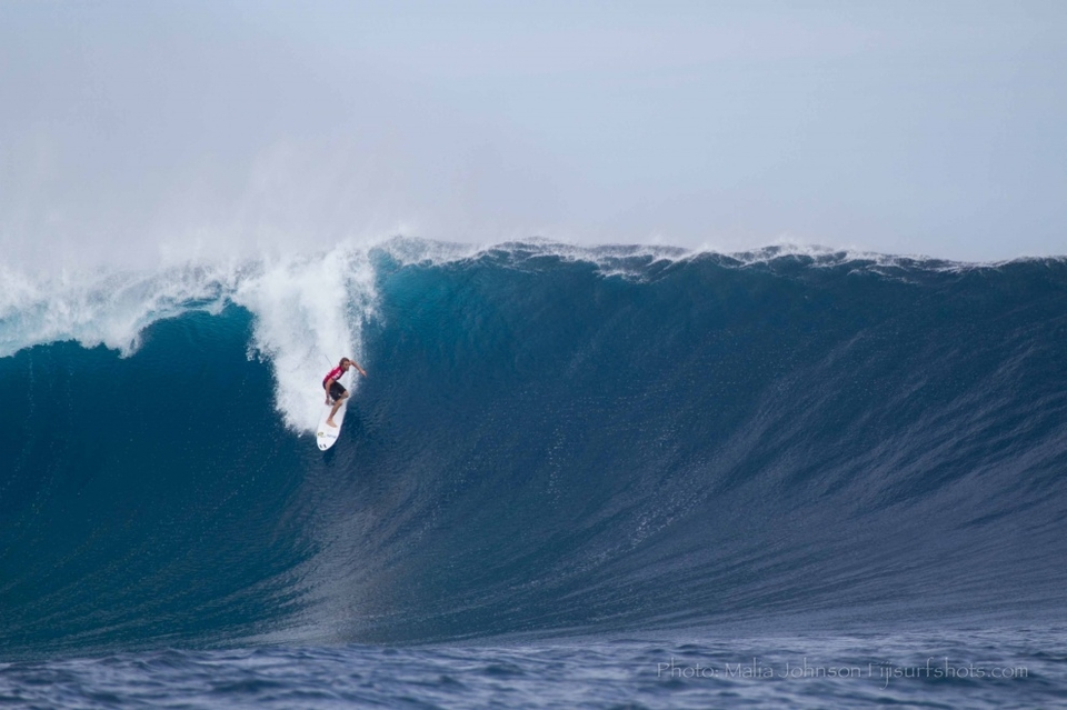 Kai Otten, now a legit big wave demon.