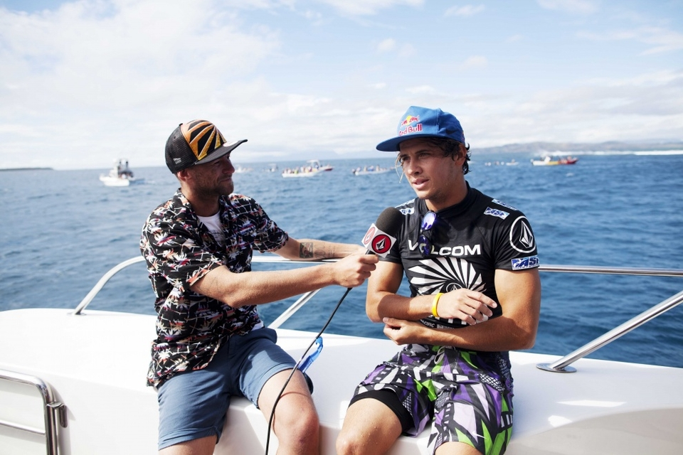 Julian Wilson reflects on another nearly.