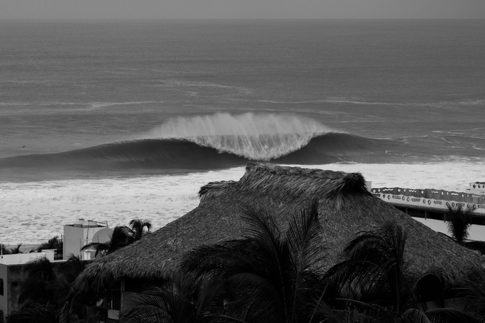 They call it Mexpipe and it's easy to see why, not a lot of spots can stand up to that oft repeated comparison.