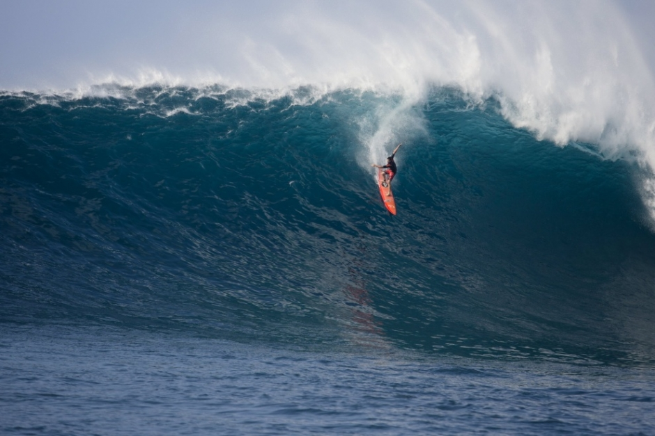 Red Bull JAWS Paddle at Pe'ahi Kicks-Off