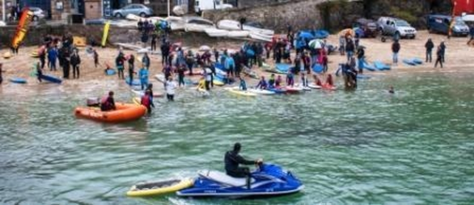 newquay paddle for life