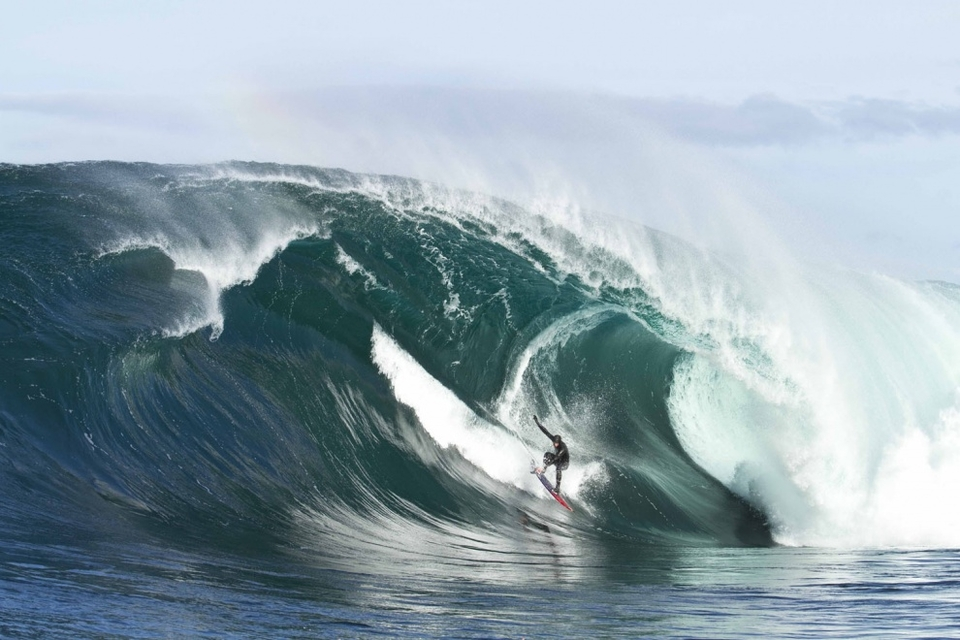 Brook Phillips wasn't happy with his XXL wipeout of the year in '09 so he tried to beat it with this one.