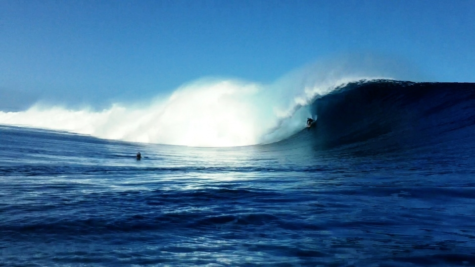 More macking Cloudbreak by  Chalk .