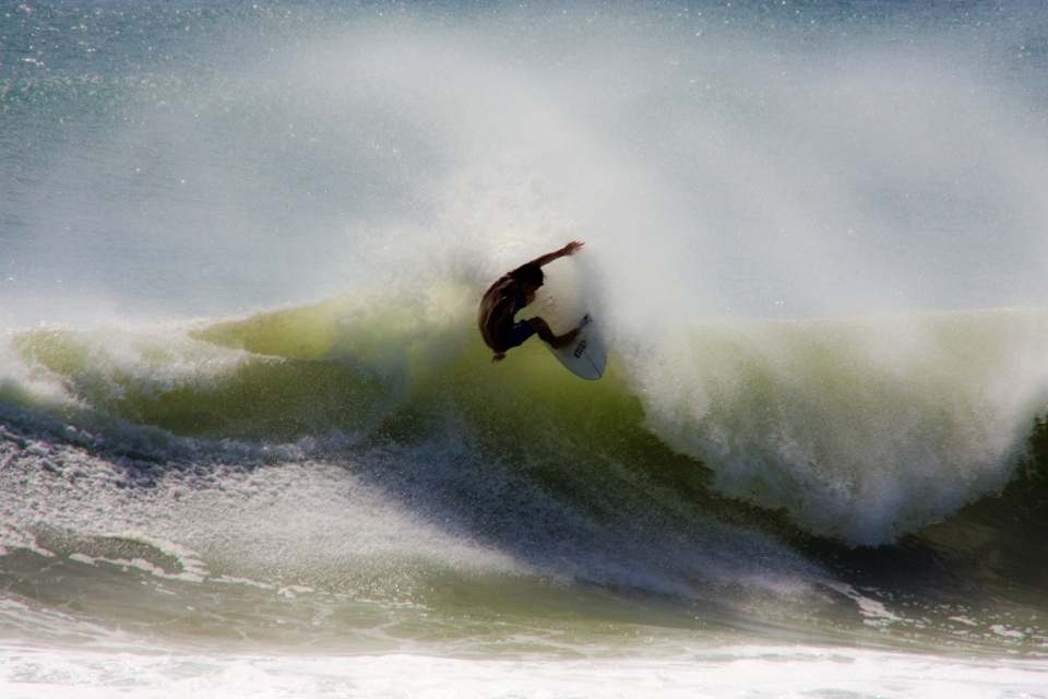 Storm force lip smack at Reef Road, Florida.   More  here