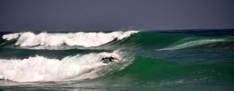 Off the lip, Guadeloupe.     More  here