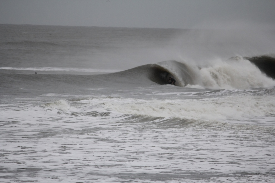 It was big and and round at the The Washout, South Carolina.