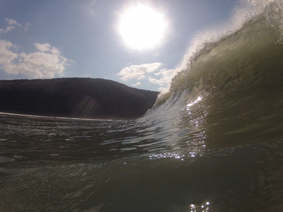 However you slice it this Putsborough lip will be a closeout... March 30th via GoPro