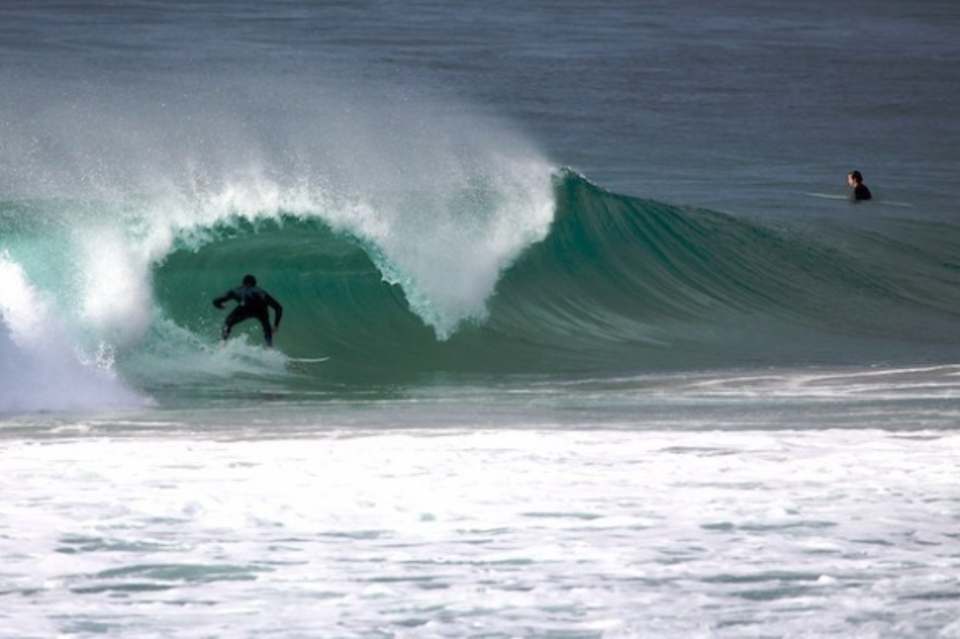 Unknown backdoors section ... South Narrabeen