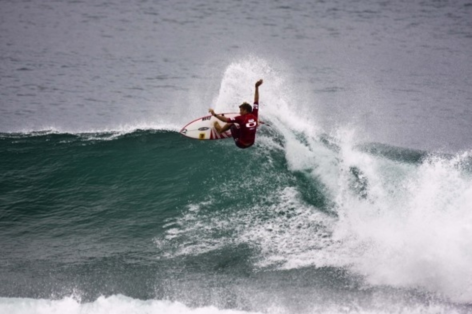 Durban's Chad du Toit is a favourite for both the 2009 Oakley Pro Junior Men's and Red Bull Air Show titles
