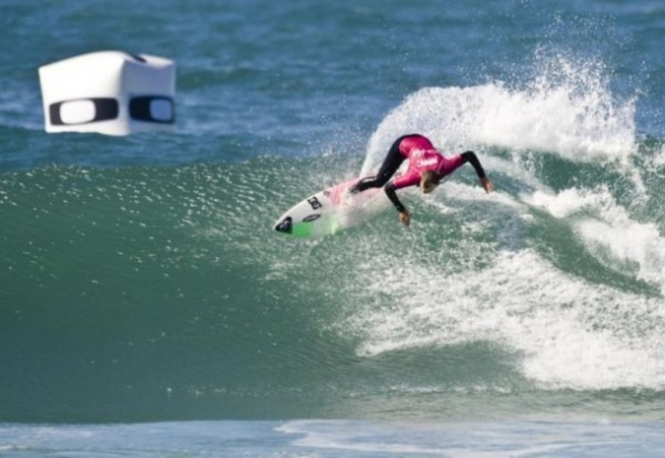 15 year old Sarah Baum was the standout performer in the Pro Junior Women's today