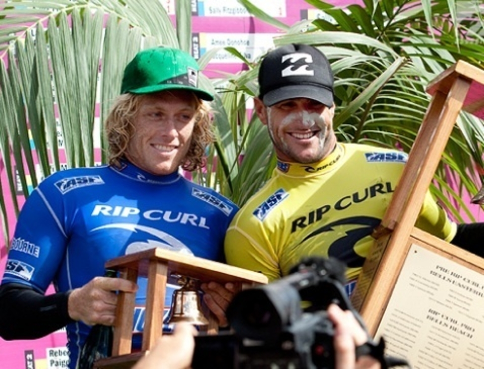 Finalists, Adam and Parko