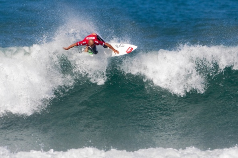Back on top ... Kelly Slater
