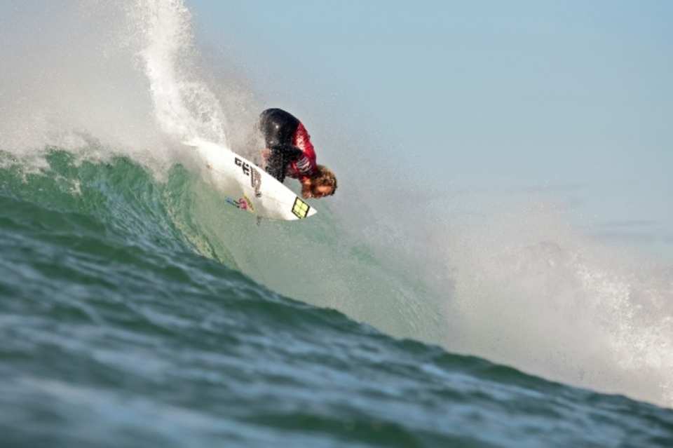 Lost out to Parko ... Kai Otton