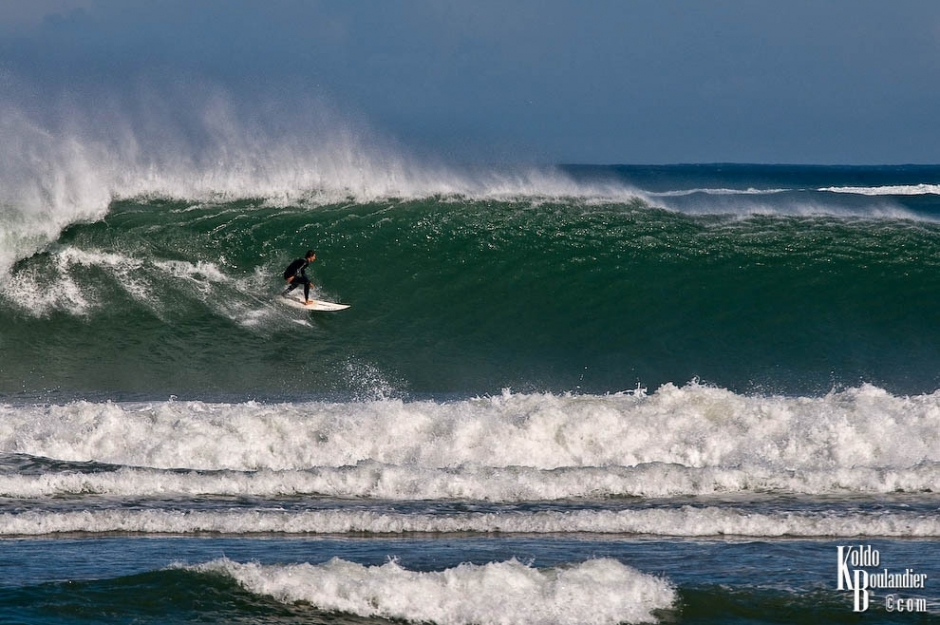 Mundaka's Perfect Bank