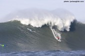 Carnage at Mavericks