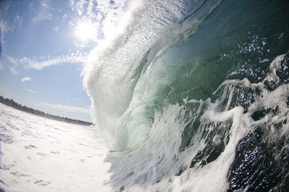 Anyone down for a casual bodysurf at one of Mexico's deadliest beaches?