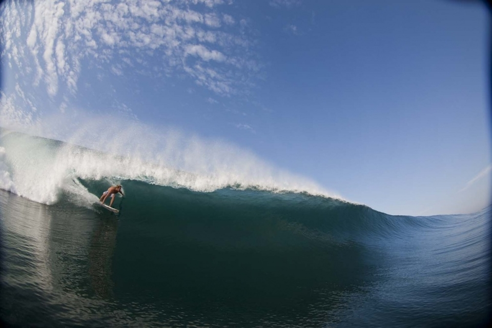 TransworldSurf photog Zak Noyle took one on the head just for you here ... what a guy!