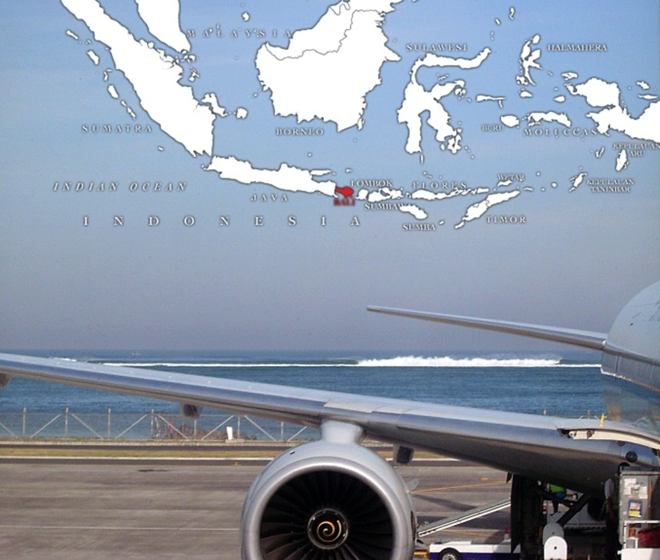 Getting There  - Denpasar Airport (Kuta) is a major