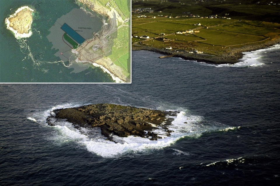 Landmark Irish wave threatened by proposed harbour development. Register your protest  HERE .    For thousands of years the waves breaking on the limestone slabs of Crab Island and Doolin point have been peeling off and spitting tubes. It is only since the early 1970's that they've been ridden by surfers. Since then they have become, along with the Bundoran reefs, the most surfed spots in the country.   They have been on the