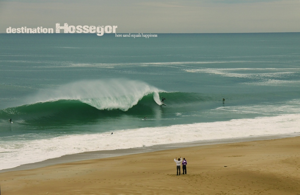 THINKING of heading to France this autumn? If so you probably have Les Landes on the brain and some Hossegor drainers invading your dreams.    Home to the European surf industry and a round of the ASP World Tour, most attention focuses on Hossegor, flanked by Seignosse and Capbreton making up a small part of the Côte d'Argent, a 145mi / 230km uninterrupted sandy beach, the longest in Europe. Set-up wise it is pretty simple so long as the sand conspires with you and the beach is impossible to miss. Turn left if you're heading north, right if you're going south. But finding that the pumping picturesque La Gravire you have seen everywhere is actually a shoredump due to lack of sand is not uncommon.   Picking up all available Atlantic ripples Hossegor can be a dream destination if you know what to expect and a rippy annoying crowded nightmare if you don't. Rivers, streams and what are known as 'baines' (refracted currents) break up the featureless beach allowing perfect but shifty sand formations.    This constant flux allows locals to escape the tourists and makes your best bet buying a local a beer and pumping them for info. Don't be alarmed if your local speaks with an Aussie accent, it isn't called Aussie-gor for nothing.    Best option is to bring or hire a car but if that proves impossible get on your bike and open up a whole stretch of the coastline.