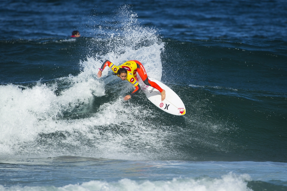 Carissa Moore is 2013 ASP Women's World Champ