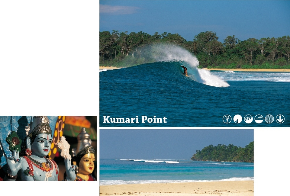 Hotspot   Rumours that  Kumari Point