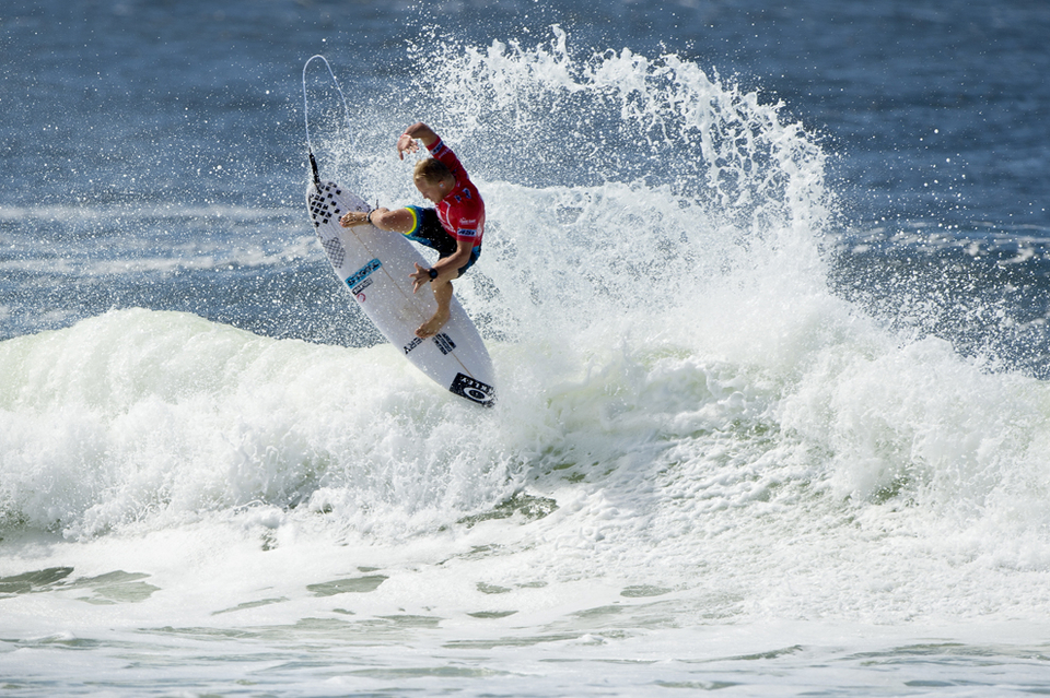 Adam Melling came in hyped and has done well  but now he must face Parko