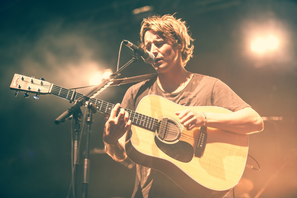 Devon surfer and singer-songwriter, Ben Howard