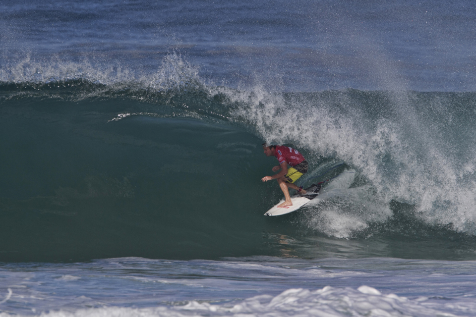 Taj will be looking to make up for his Round 1 loss against Gustavo Fernandes in the first heat of Round 2