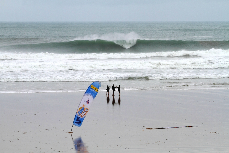 Day 1 at Fistral.