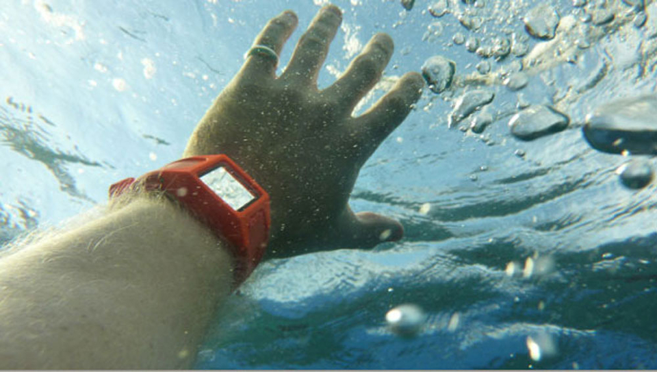 Every second is vital when it comes to surviving a  drowning