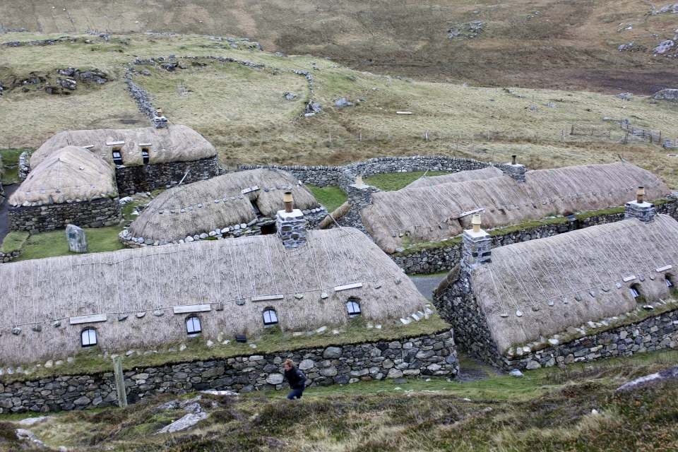 Exploring the history of the Hebrides.