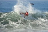 Keramas Fires for Round 3 of the Oakley Pro Bali