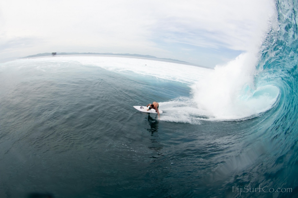 How'd you like them eggs? Over the top at  Cloudbreak as Kirin swoops underneath