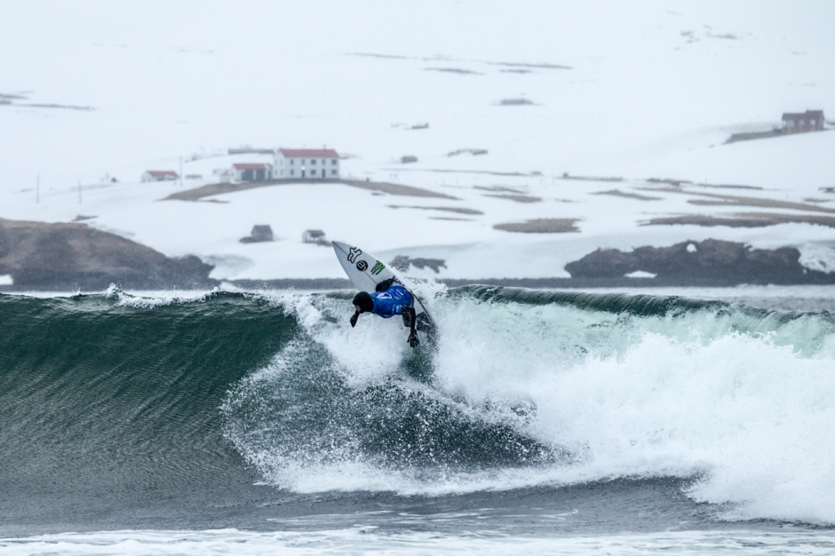 Vincent Duvignac Wins the Nixon Surf Challenge