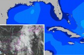 It Started with a Fizzle – Invest 92-L in the Gulf