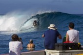 Teahupoo Day 1: The Wildcard Party
