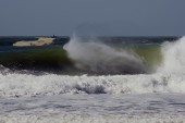 Storm Breaks in Landes