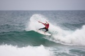 Kelly Out at the Rip Curl Pro