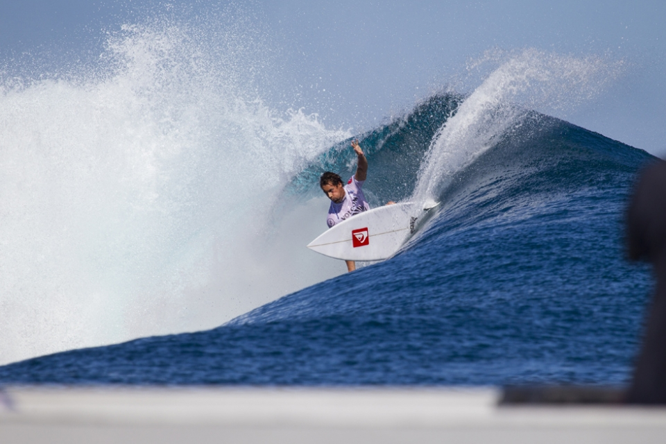 Travis Logie is always the surprise package in lefts like this ... Which probably stops it being a shock.