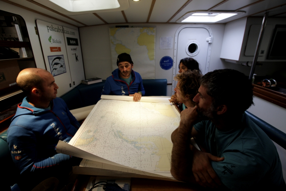 Going from Basque Coast to Europe to Antarctica, Kepa's search for some South Pole swell saw him join the expedition at Patogonia before going onto the Antarctica in the hope of finding a wave.