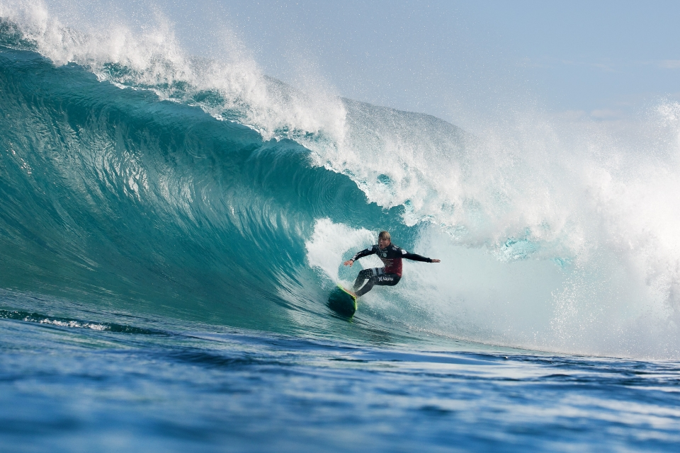 Wildcard Yadin Nicol lost out to Josh Kerr in round 5, but what a way to go.