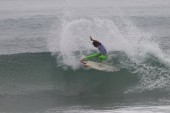 Day One of the Hurley Pro, Dane Falls, Top Seeds Proceed.