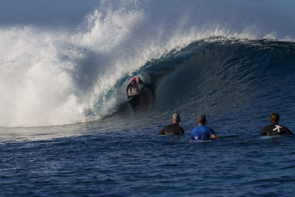 A final look at Nat Young in Tahiti